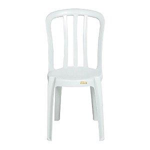 Cadeira Bistrô 182kg Branca