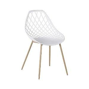 Cadeira Cloe Branca