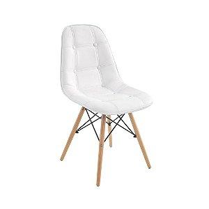 Cadeira Eames Botonê Branca