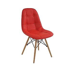 Cadeira Eames Botonê Vermelha