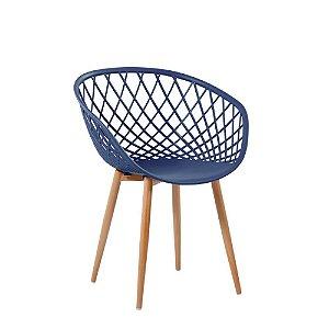 Cadeira Sidera Azul Marinho