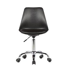 Cadeira Office Eames Preta