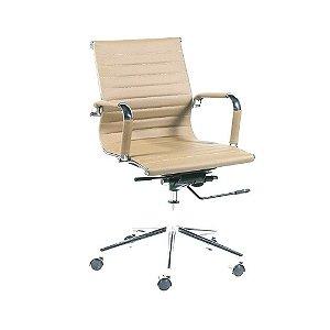 Cadeira Office Esteirinha Diretor Fendi
