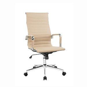 Cadeira Office Esteirinha Presidente Fendi