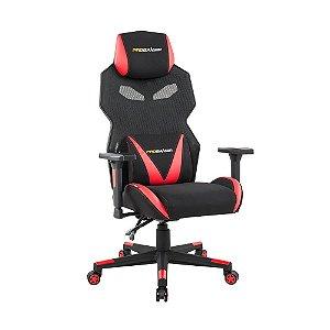 Cadeira Pro Gamer Z Preta com Vermelha