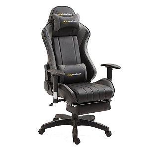 Cadeira Pro Gamer X Preta com Cinza