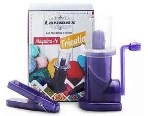 Maquina de tricotin Lanmax