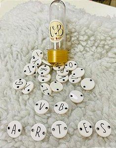 Botões Alfabéticos