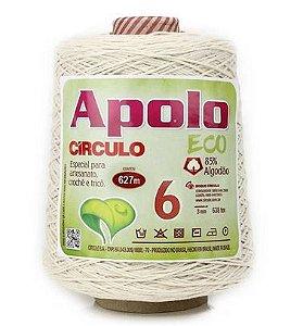 Barbante Apolo Círculo 627m 85% Algodão