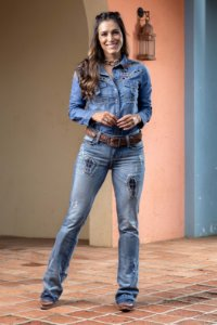 CAMISA JEANS SWEET