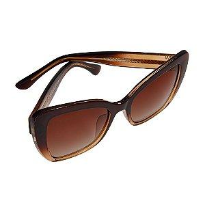 Óculos Elizabeth Marrom