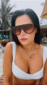 Óculos Vivian tartaruga