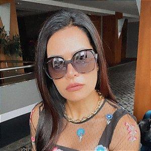 Óculos Andréia azul