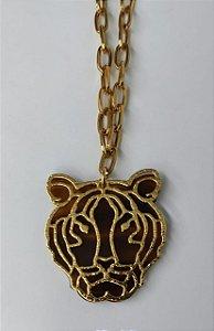 Corrente dourada tigre