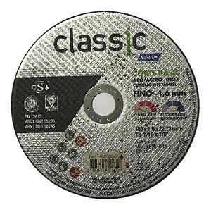 Disco de Corte 180 x 1,6 x 22mm - Norton Classic
