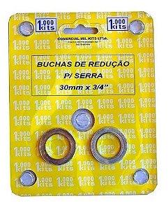 BUCHA REDUCAO SERRA CIRCULAR 3/4 C/02 M49