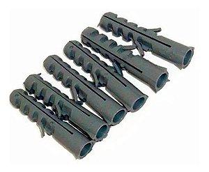 PACOTE C/1000 BUCHA PLASTICA S6 IV PLAST