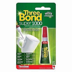 ADESIVO INSTANTANEO 2G SUPER1000 THREE BOND