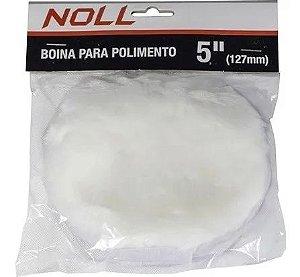 """BOINA P/POLIMENTO 5"""" 3260001 NOLL AMATOOLS"""