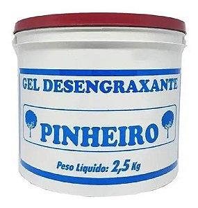 GEL DESENGRAXANTE ROSA 2,5KG PINHEIRO