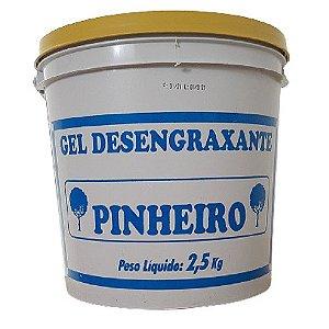 GEL DESENGRAXANTE AMARELO 2,5KG PINHEIRO