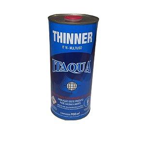 THINNER 900ML ITAQUA 16