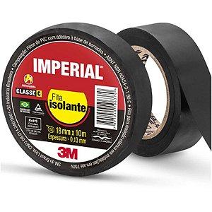 FITA ISOLANTE IMPERIAL SLIM 18MMX10M 3M UND
