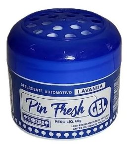 PIN FRESH GEL LAVANDA AZUL PINHEIRO