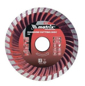 DISCO CORTE DIAMAN.115X22,2MM 731789 MTX TOOLSWORLD