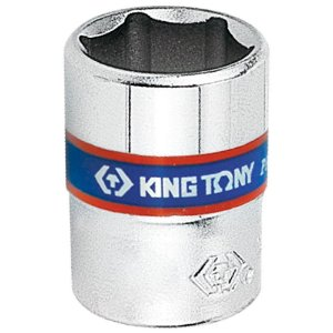 SOQUETE SEXTAVADO 1/4 X 13MM 233513M KING TONY