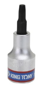 CHAVE SOQUETE 1/2 TORX T30 402330 KING TONY