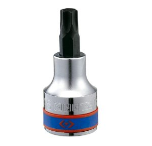 CHAVE SOQUETE 1/2 TORX T45 402345 KING TONY