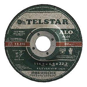 DISCO DESBASTE 41/2X1/4X7/8 TELSTAR