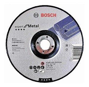 DISCO DESBASTE 180X6.0X22.23 GR24 2601113833 BOSCH