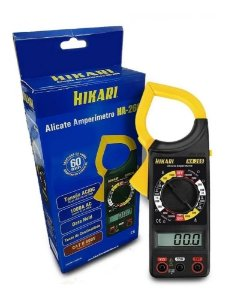 ALICATE AMPERIMETRO DIGITAL 21N032 HA266 HIKARI
