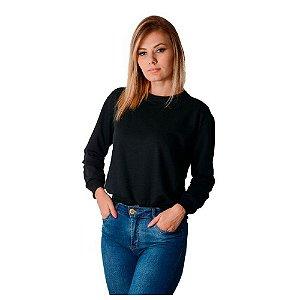 Blusa de Moletom Flanelada