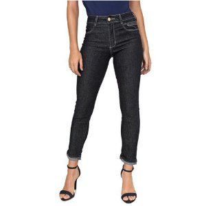 Calça Jeans Sawary Skinny Cropped