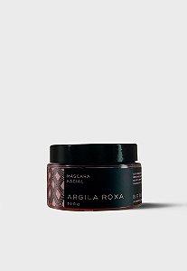 Máscara Facial de Argila Roxa - Bergamía