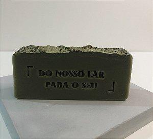 Sabonete Natural Argila Verde com Alecrim