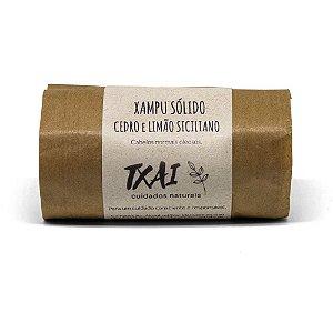 Shampoo em Barra Cabelos Oleosos Limão Siciliano – 65g