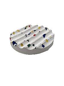 Saboneteira Granilite com Plástico Reciclado