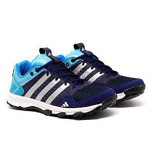 Tênis Adidas Kanadia TR7 Marinho e Azul