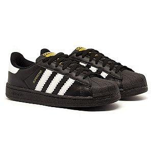 Tênis Adidas Superstar Preto