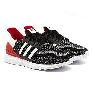 Tênis Adidas Ultraboost S&L Preto e Branco