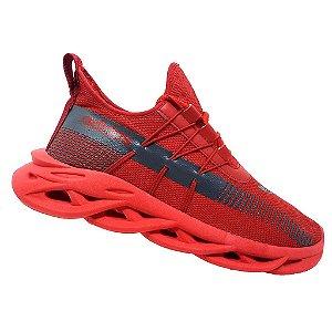 Tênis Adidas Yeezy Maverick Vermelho