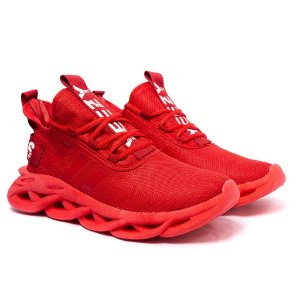 Tenis Adidas Yeezy Salt Vermelho