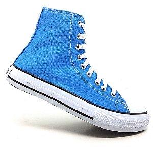 Tênis Converse All Star MID Azul