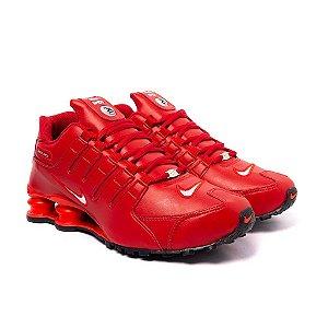 Tênis Nike Shox NZ Vermelho