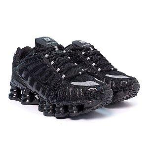 Tênis Nike Shox Tlx 12 Molas Refletivo Masculino