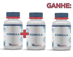 2 Suplementos Vitamínicos Cabelo, Pele e Unhas (60 cápsulas cada) e ganha 1 - Bpharmus